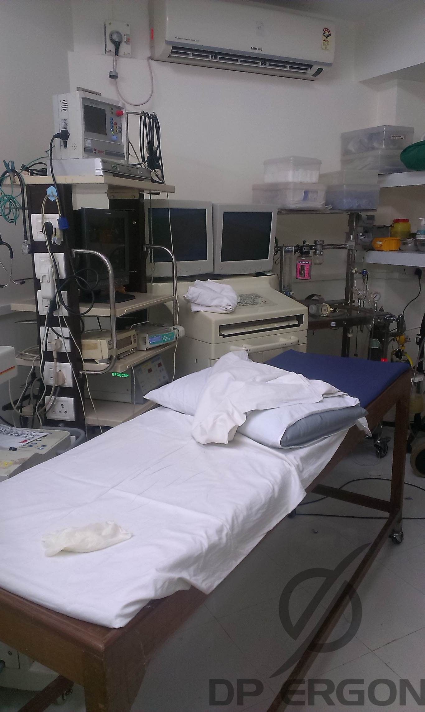 Endoscopic Room: PRINCE ALY KHAN HOSPITAL